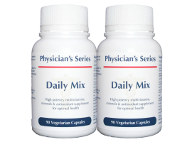 [BUNDLE] Physician's Series Daily Mix, 90 vege caps